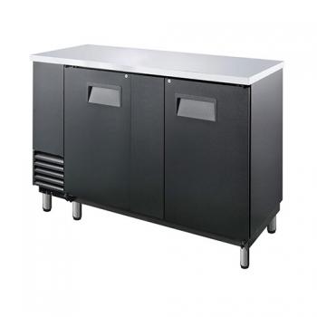 호프냉장고 테이블 간접 냉각 냉장 670L 2도어 상부 스텐