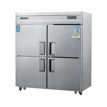 55박스 디지털 직접 냉각 수평형 냉동 720L 냉장 720L