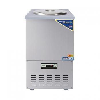 육수 2말 외통 아날로그 냉장고 38L 올스텐