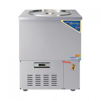 육수 5말 외통 아날로그 냉장고 105L 올스텐