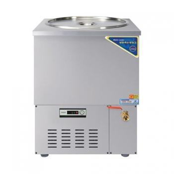 육수 8말 외통 아날로그 냉장고 155L 올스텐