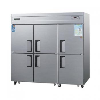 65박스 아날로그 직접 냉각 냉동 560L 냉장 1160L 내부 스텐
