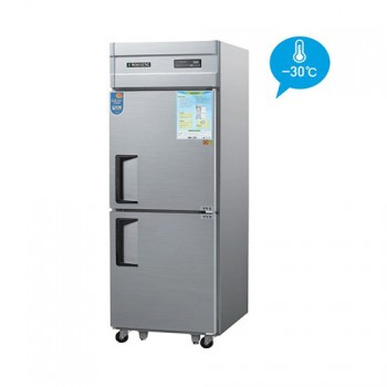 25박스 디지털 직접 냉각 냉동 540L 내부 스텐