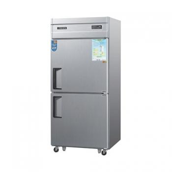 30박스 디지털 직접 냉각 냉장 700L 내부 스텐