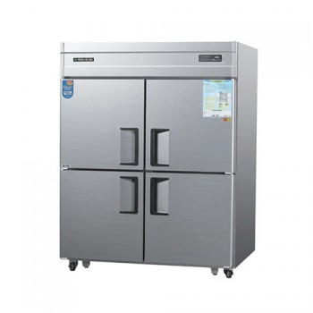45박스 디지털 직접 냉각 수평형 냉동 560L 냉장 560L 올 스텐