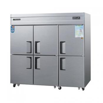 65박스 디지털 직접 냉각 냉동 1710L 올 스텐