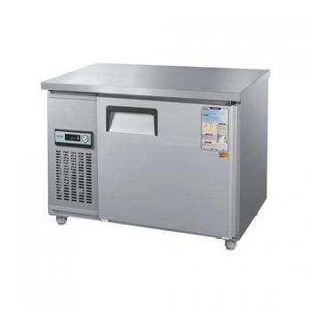 보냉테이블 1200 아날로그 직접 냉각 냉동 260L 메탈