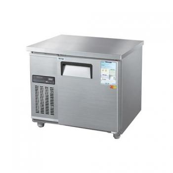 보냉테이블 900 디지털 직접 냉각 냉동 153L 올 스텐