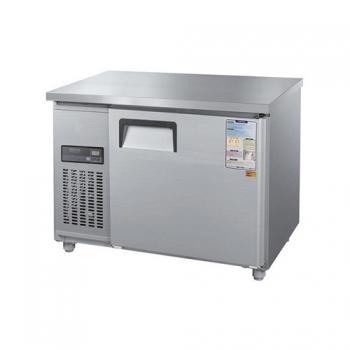 보냉테이블 1200 디지털 직접 냉각 냉동 260L 메탈