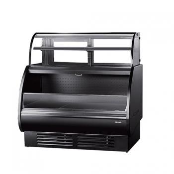 콤비 제과 쇼케이스 상부 올냉장 2단 (블랙) 1200