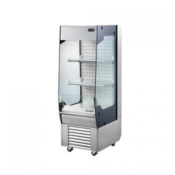 수직 오픈 냉장 쇼케이스 (스텐) 1450