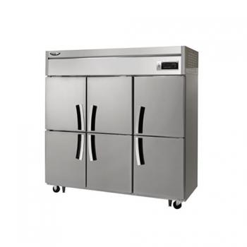 수직형 간냉 1700 냉장 1102L 냉동 506L