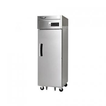 수직형 간냉 600 장도어 냉동고 508L