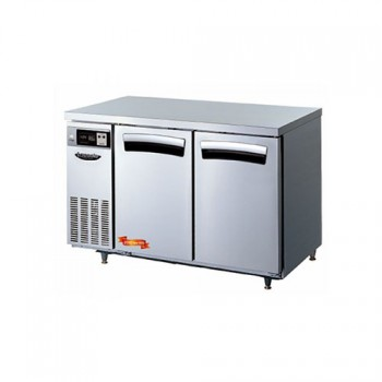 1200 간냉 테이블 냉장 107L 냉동 124L