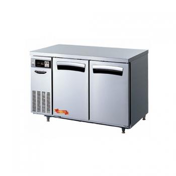 1200 간냉 테이블 냉장고 300L