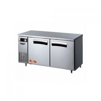 1500 간냉 테이블 냉장 155L 냉동 177L