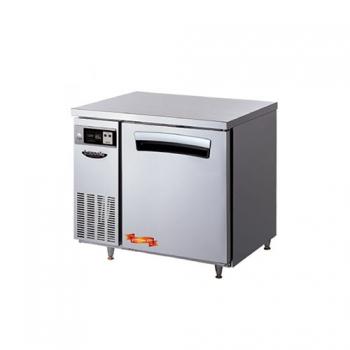 900 간냉 테이블 냉장고 210L