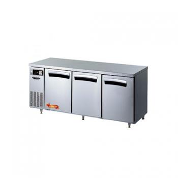 1800 간냉 테이블 냉장 241L 냉동 177L