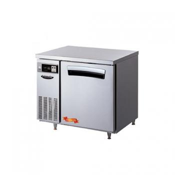 900 직냉 테이블 냉장고 210L