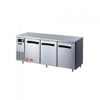 1800 직냉 테이블 냉장고 512L