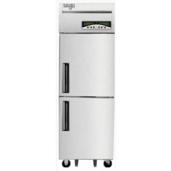 수직형 직냉식 25박스 냉장522L 내부스텐 외부메탈