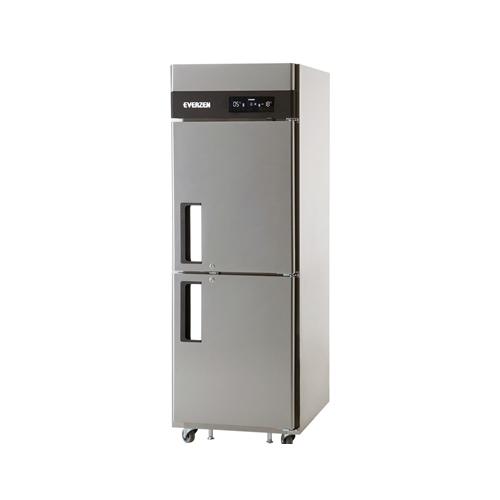 에버젠 간접냉각방식 25박스 냉장 530.7L 에너지효율1등급