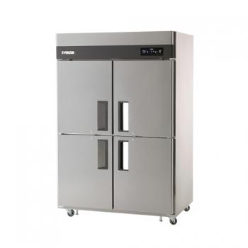 에버젠 간접냉각방식 45박스 냉장 1119.6L 에너지효율1등급