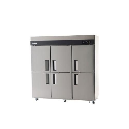 에버젠 간접냉각방식 65박스 냉장 1702.8L 에너지효율 1등급